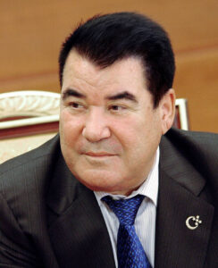 Ниязов Сапармурат Атаевич
