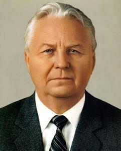 Лигачёв Егор Кузьмич