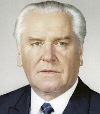 Слюньков Николай Никитович