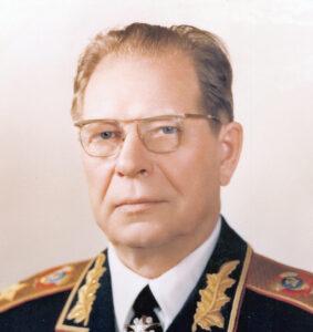 Устинов Дмитрий Фёдорович